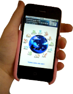 Appli i-Phone horoscope : un contact avec les astres