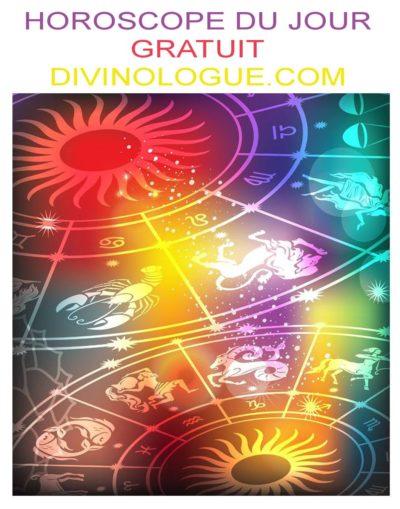 Horoscope du jour gratuit voyance