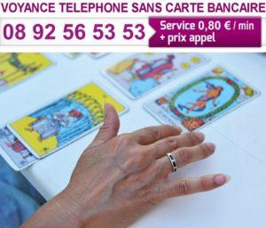 Voyance par telephone sans carte bancaire