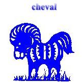 Horoscope tibétain cheval