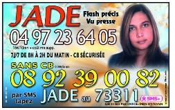 Jade : voyance par telephone