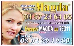 Magda voyance