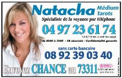 Natacha voyante