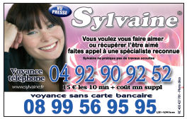 Sylvaine : voyance par telephone
