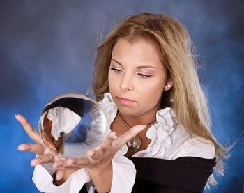 Voyante et art divinatoire