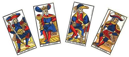 voyance arcanes mineurs rois